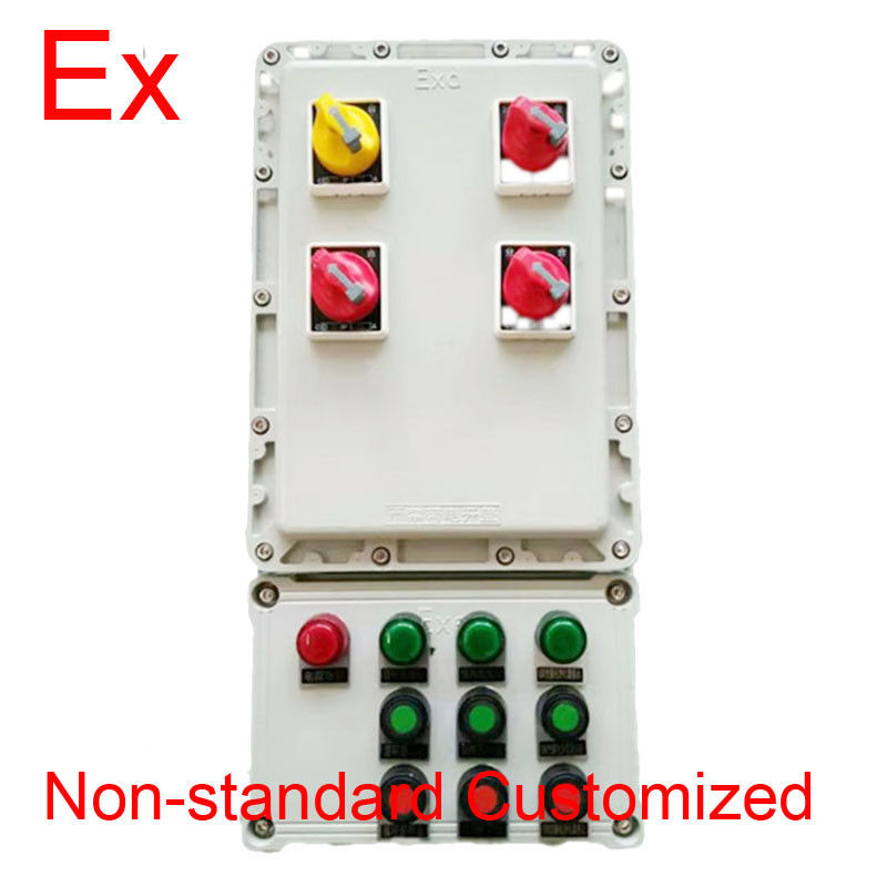 Explosion Proof Power Distribution Panel Board Used In Explosive Gas Atmosphers