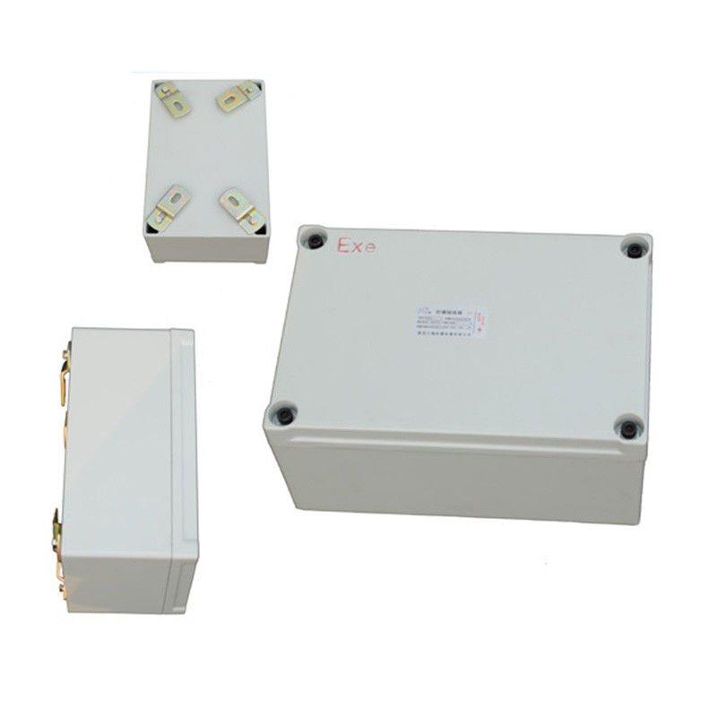Hazardous Area Eletrical Junction Box , 200*300*150mm Exd IP65 Conduit Box