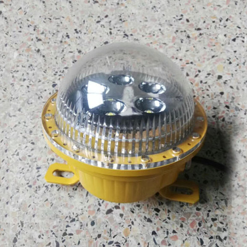 Aluminum Housing Explosion Proof Lighting , IEC Standard Flame Proof Lights