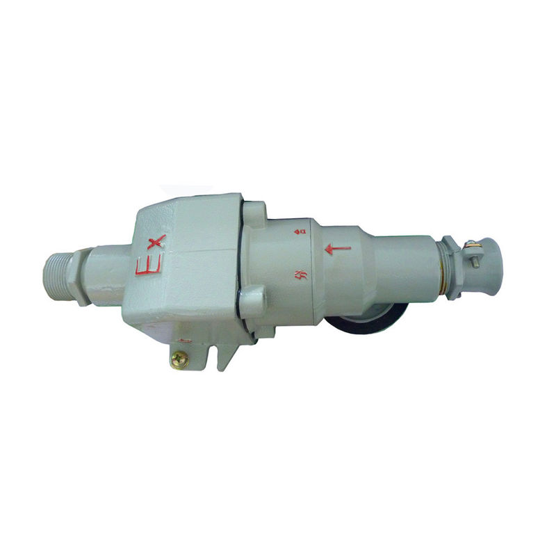 5 Pins Industrial Explosion Proof Plugs And Receptacles Control Electrical Circuits Available